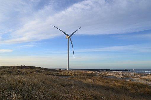 Wind, Turbine, Energy, Windmill, Environment
