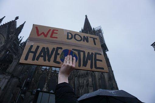 Fridays For Future, Climate, Show Me, School Strike