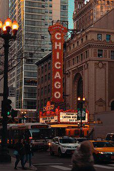 Chicago, Theatre, Light, Musical