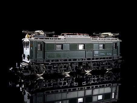 Loco, Locomotive, Electric Locomotive, Railway
