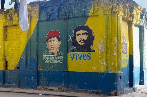 Cuba, Havana, Che, Guevara, Socialism, Revolutionary