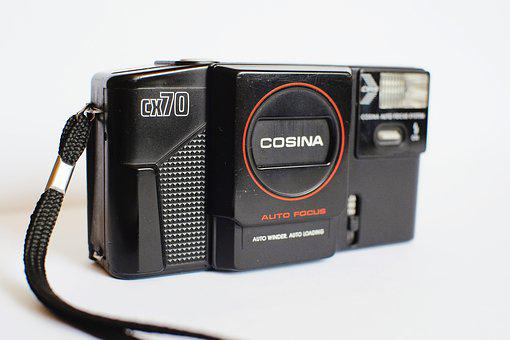 Camera, Analog, Film, Photography, Retro, Vintage, Old