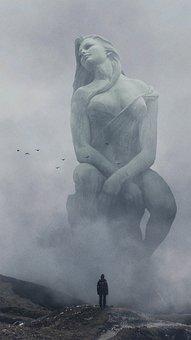Fantasy, Fog, Dreamy, Mystical, Dream, Atmosphere