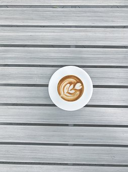 Coffee, Coffee Table, Morning, Cappuccino, Table, Cup