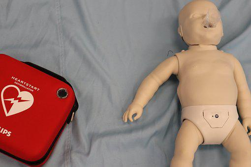 Healthcare, Cpr, Baby, Doll, Cpr Practice