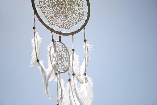 Dream Catcher, Spiritual, Indian, Feather, Spirituality