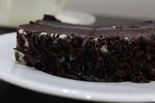 Brownies, Chocolate, Cake, Food, Dessert, Sweet, Snack