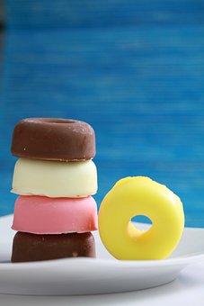 Ice Cream, Sweet, Food, Chocolate, Vanilla, Strawberry