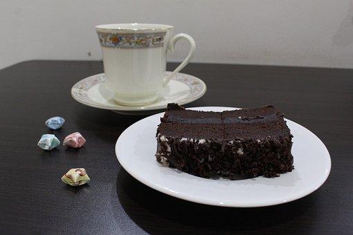 Tea, Coffee, Cup, Drink, Hot, Beverage, Table, Food