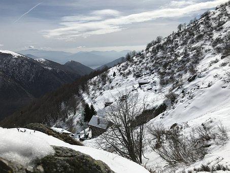The Three Borders, Alpine Route, Alps, Alpine