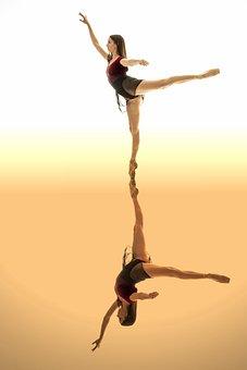 Ballet, Dancer, Dance, Ballerina, Movement, Elegance