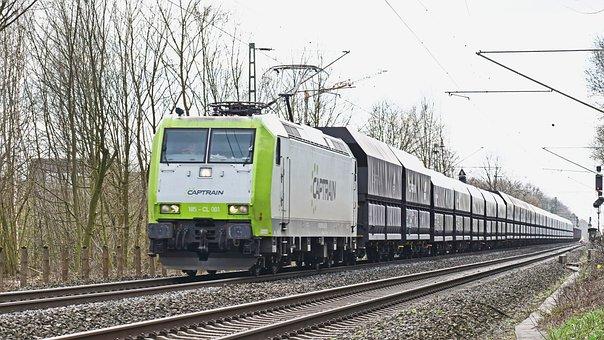 Freight Train, Block Train, Großraum Dare, Bulk