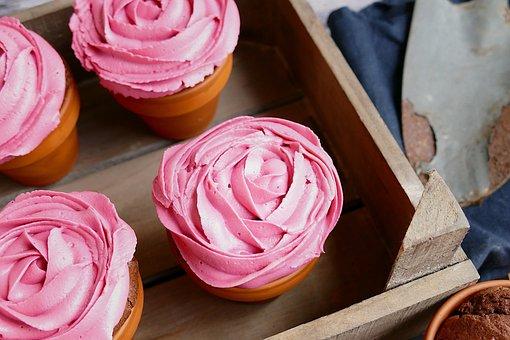 Cupcakes, Cupcake, Muffin, Muffins, Cake, Dessert