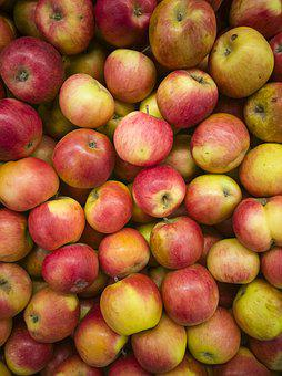 Apple, Market, Fruit, Food, Sunday, Fresh, Healthy