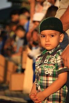 Child, Prayer, Muslim, Children, Religious, Islam