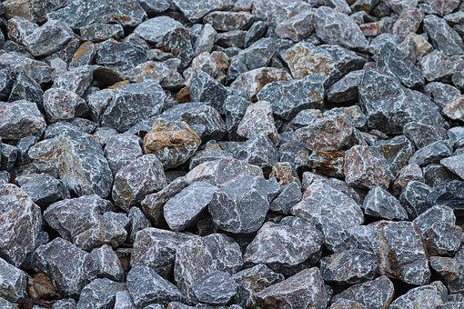 Stones, Gravel, Texture, Background, Stone Garden