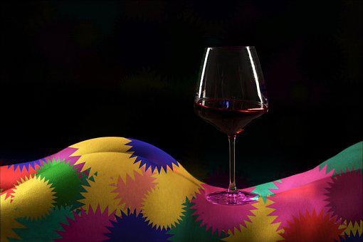 Act, Covert Act, Wine, Glass, Wine Glass, Alcohol