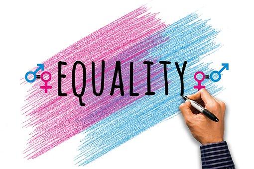 Equality, Male, Female, Symbol, Equal, Man, Woman