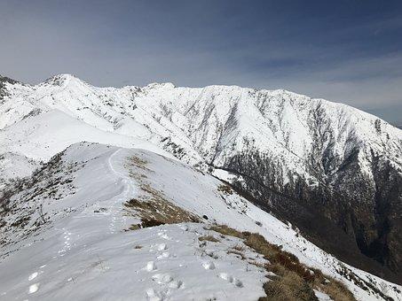 Monte Zuccaro, Alpine Route, Alps, Alpine, Adventure
