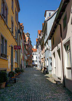 Houses, City, Architecture, Building, Urban, Travel