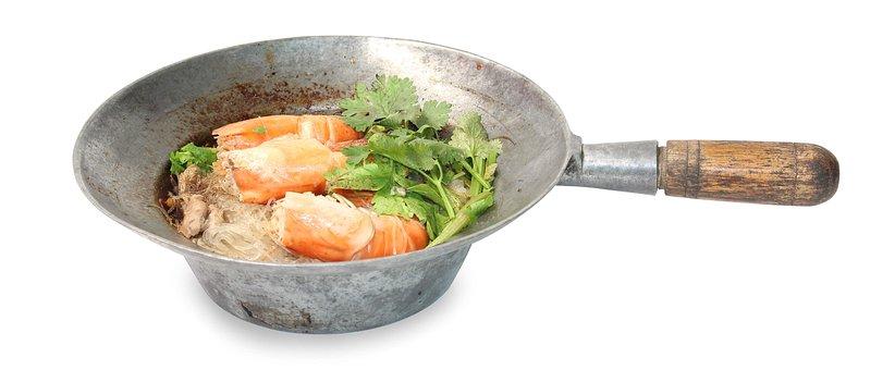 Shrimp Vermicelli, Casserole, Food, Baked Shrimp