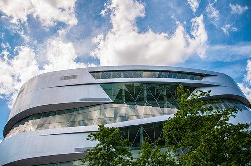 Mercedes, Mercedes-benz Museum, Stuttgart, Benz