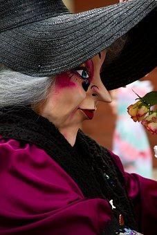 Carnival, Basler Fasnacht, Mask, Larva, Costume, Basel