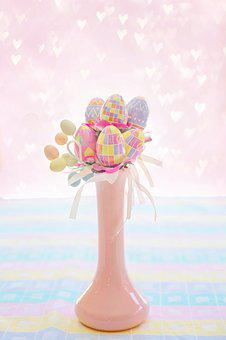 Easter, Eggs, Colorful, Spring, Colored, Cheerful