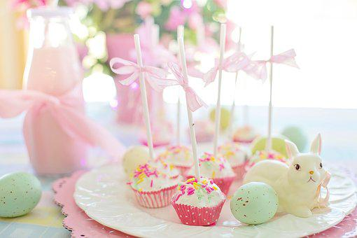 Easter, Eggs, Bunny, Pastels, Spring, Colorful