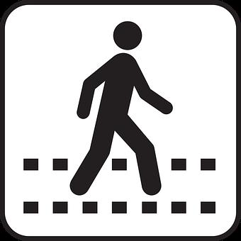 Walkway, Sidewalk, Pedestrian, Walker, Rambler, Ambler