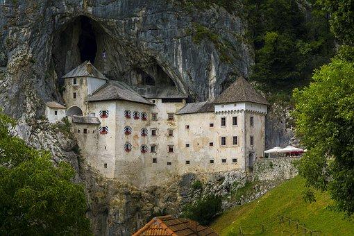 Postojna, Slovenia, Castle, Predjamski, Tourist
