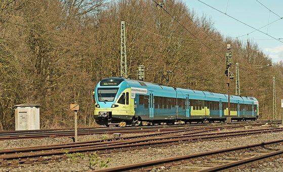 Regional Train, Main Line, Private Railway