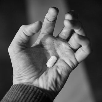 Hand, The Hand, Tablet, Tablets, The Disease, The Pill