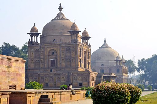 India, Heritage, Allahabad, Architecture, Travel