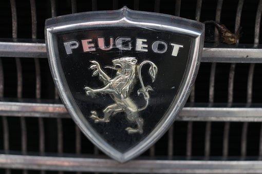Peugeot, Car, Vintage, Angers, Sorétro