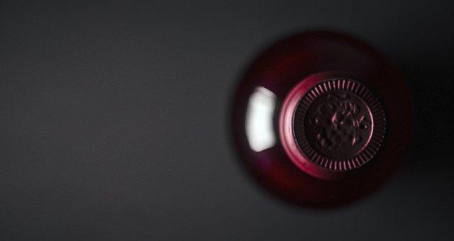 Wine, Bottle, Red, Background, Isolated, White, Alcohol