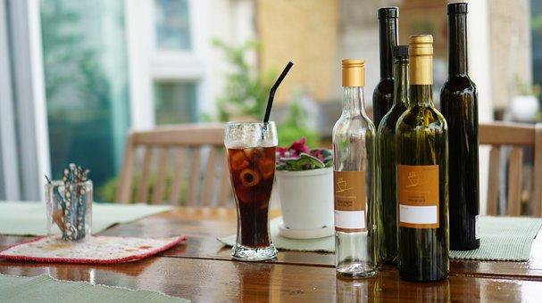 Wines, Wine, Alcohol, Bottle