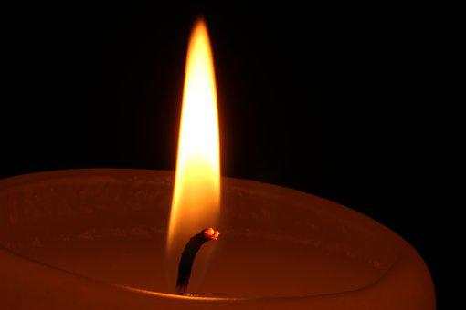 Flame, Candle, Candlelight, Fire, Light