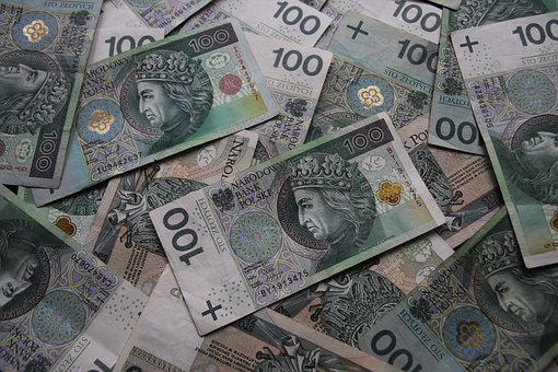 Euro Banknotes, Buck, Savings, Gold, Safe, Cash, Save