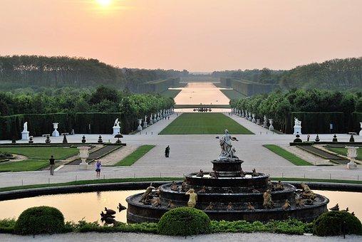 Versailles, Paris, France, Places Of Interest, Castle