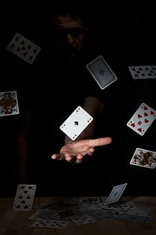 Playing Cards, Ace, Card Game, Poker, Play, Heart, Skat