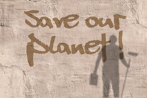 Painter, Save, Protect, Obtain, Rescue, Planet, Earth