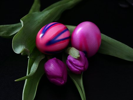 Easter, Easter Eggs, Colorful, Colored, Egg, Spring