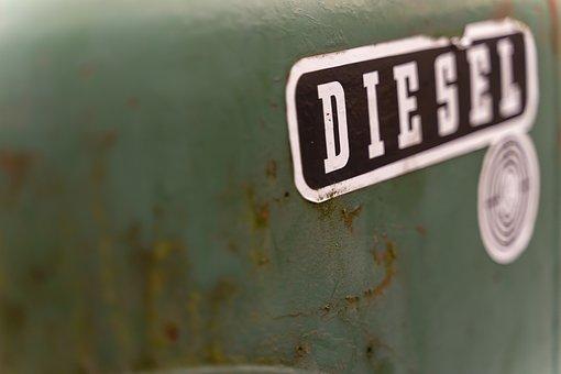 Diesel, Tractor, Old, Agriculture, Tug, Oldtimer