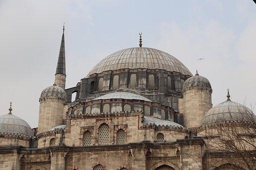 Cami, Islam, Muslim, Turkey, Istanbul, Fatih, Work, On