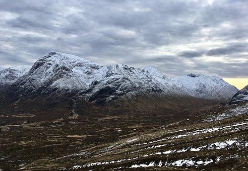 Scotland, Hiking, Outdoors, Nature, Adventure, Walking