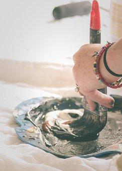 Artist, Paint, Painting, Color, Artistic, Painter