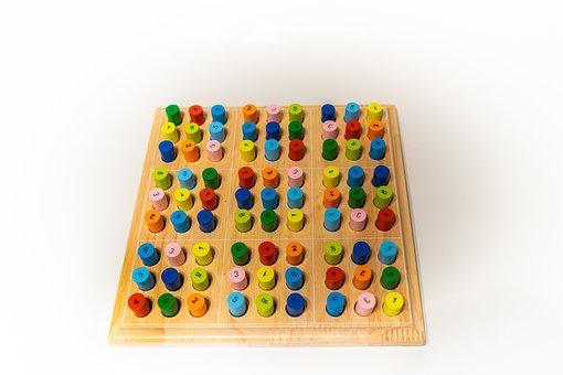 Board Game, Sokodku, Board, Play, Strategy, Target