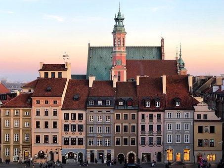 Cialis, Oldtown, Oldtownmarket, Architecture, Poland