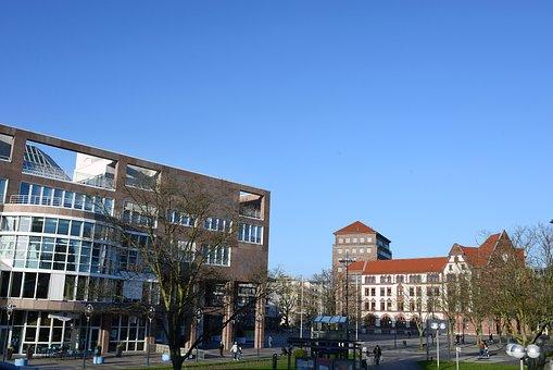 Dortmund, Town Hall, Town Home, Architecture